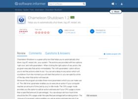 Chameleon-shutdown.informer.com thumbnail