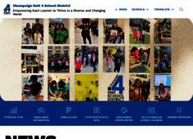 Champaignschools.org thumbnail