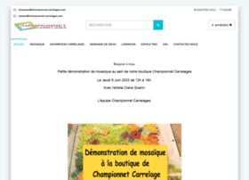 Championnet Carrelage Mosaique Venus Et Judes