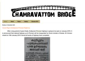Chamravattombridge.blogspot.in thumbnail