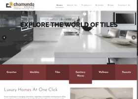 Chamundastones.in thumbnail