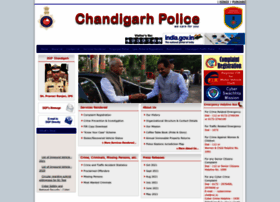 Chandigarhpolice.gov.in thumbnail