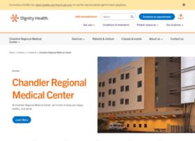 Chandlerregional.org thumbnail