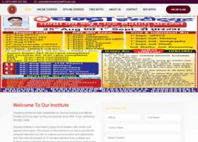 Chandrainstitute.com thumbnail