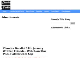 chandranandini in at wi watch chandra nandini star plus