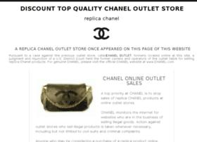 Chaneloutletbagsonlineshop.net thumbnail