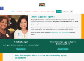 Changingthenarrativeco.org thumbnail