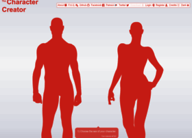 Charactercreator.org thumbnail