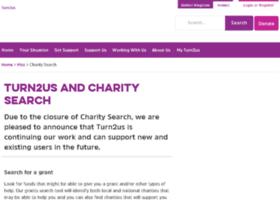 Charitysearch.org.uk thumbnail