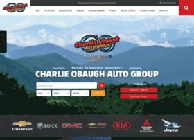 Charlieobaugh.com thumbnail