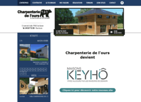 Charpenteriedelours.fr thumbnail