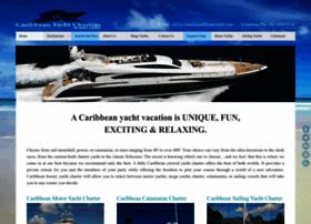 Chartercaribbeanyacht.com thumbnail