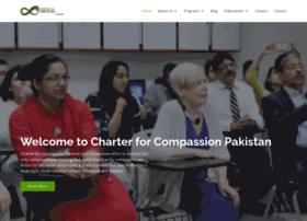 Charterforcompassion.org.pk thumbnail