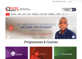 Charterquest.co.za thumbnail