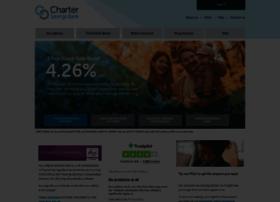Chartersavingsbank.co.uk thumbnail
