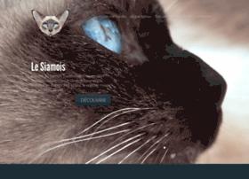 Chat-siamois.fr thumbnail