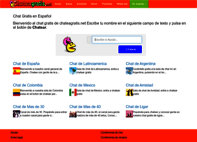 Chateagratis.net thumbnail