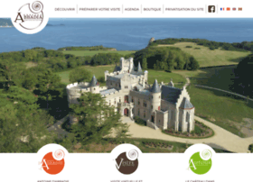 Chateau-abbadia.fr thumbnail