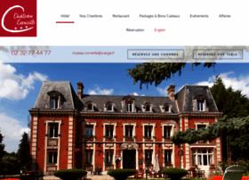 Chateau-corneille.fr thumbnail