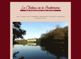 Chateaudelabretonniere.fr thumbnail