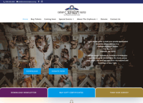 Chathamorpheum.org thumbnail