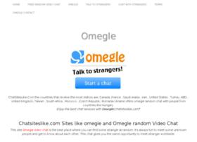 Chatsiteslike.com thumbnail