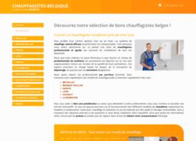 Chauffagistes-belgique.be thumbnail