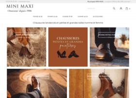 Chaussminimaxi.fr thumbnail