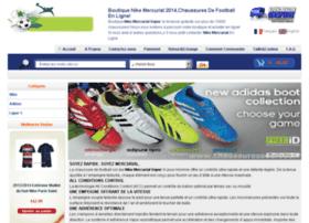 Chaussuressdefoot.fr thumbnail