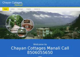 Chayancottagesmanali.com thumbnail