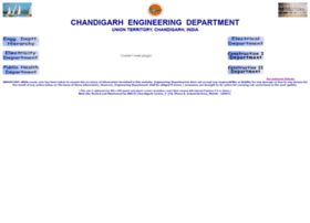 Chdengineering.gov.in thumbnail
