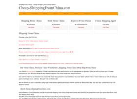 Cheap-shippingfromchina.com thumbnail
