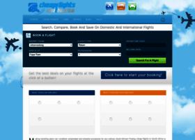 Cheapflights-southafrica.co.za thumbnail