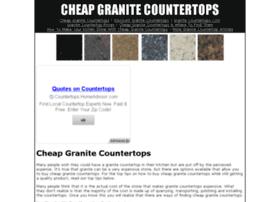 Cheapgranitecountertops.net thumbnail