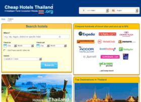 Cheaphotelsthailand.org thumbnail