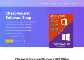 Cheapkey.net thumbnail