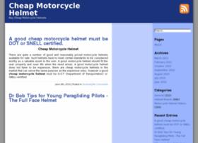 Cheapmotorcyclehelmet.net thumbnail