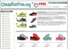 Cheaprunfree.org thumbnail