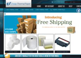 Cheapthermalpaper.com thumbnail