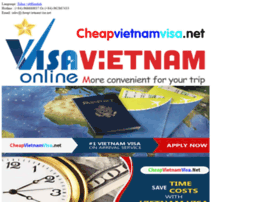 Cheapvietnamvisa.net thumbnail