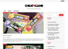 Cheat4game.org thumbnail