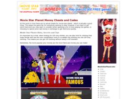 Cheats.moviestarplanet.info thumbnail