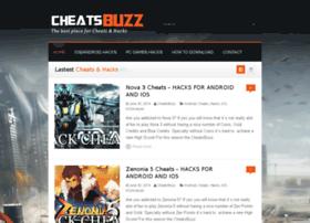 Cheatsbuzz.com thumbnail