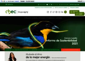 Chec.com.co thumbnail