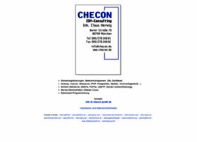 Checon.net thumbnail
