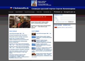 Chelemendik.sk thumbnail