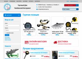 Chelinstrument.ru thumbnail