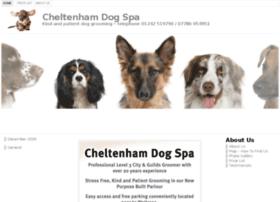 Cheltenhamdogspa.co.uk thumbnail