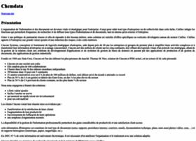 Chemdata.fr thumbnail