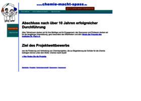 Chemie-macht-spass.de thumbnail